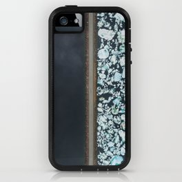 Perspective is everything. iPhone Case