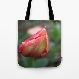 Tightly Closed Tote Bag