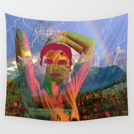 Fusion with the Landscape Wall Tapestry
