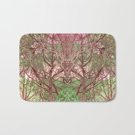Nature's Cathedral #1 Bath Mat