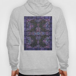 Louis Comfort Tiffany - Decorative stained glass 25. Hoody