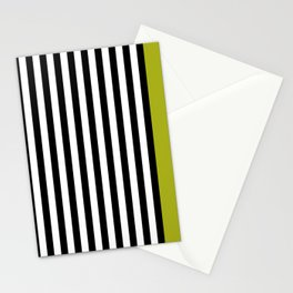 Liquorice allsorts, green Stationery Cards