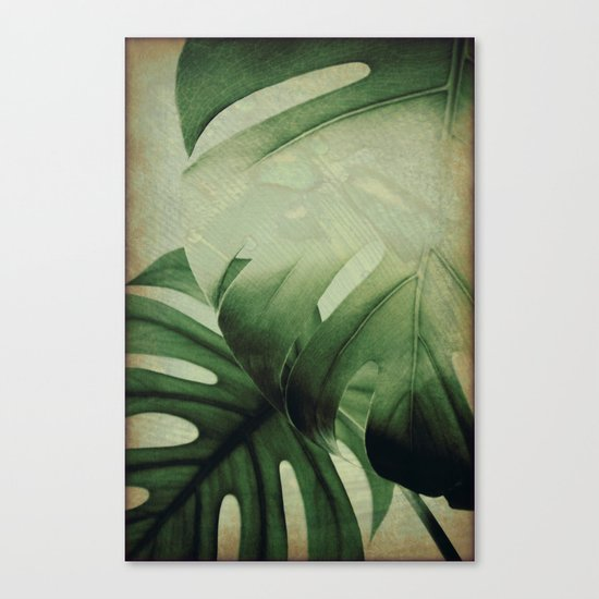 Sunny Afternoon Canvas Print