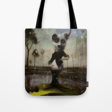 an end in flight Tote Bag