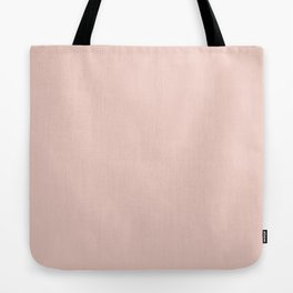 Blush - Solid Color Collection Tote Bag