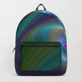 Elliptical Eye Backpack