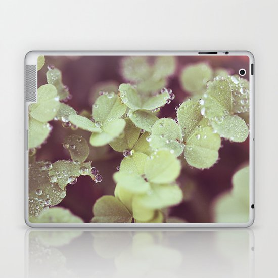 Crystal Beads Laptop & iPad Skin