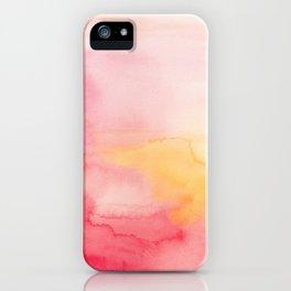 Watercolor iPhone Case