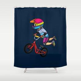 Got Balance Shower Curtain