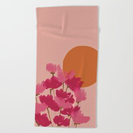 and where will we be on august 14th? Beach Towel