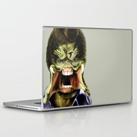 chuck Laptop & iPad Skins featuring Chuck Predator  by Jack