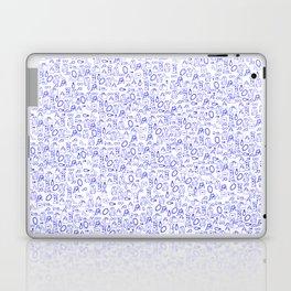 Girly Pattern Laptop & iPad Skin