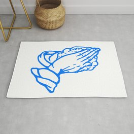 Wash Your Damned Hands Rug