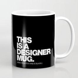 STEREOTYPE Coffee Mug