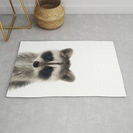 Baby Racoon Rug
