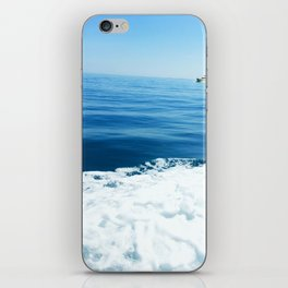 Sailing on the Pacific Ocean iPhone Skin
