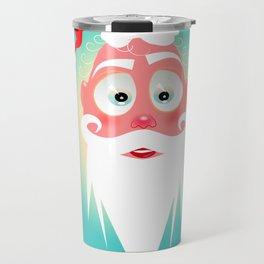 Santa Lolo/ Character & Art Toy design for fun Travel Mug