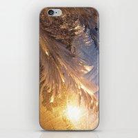 frozen iPhone & iPod Skins featuring Frozen by Joke Vermeer