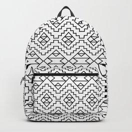 Boho Campfire Backpack