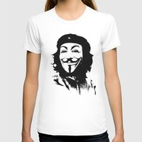 che T-shirts featuring Expect Che by rubbishmonkey
