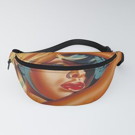 SEXY HAUTE TENSION Fanny Pack