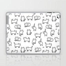 Cats. Cats. Cats Laptop & iPad Skin