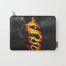 Golden Dragon Carry-All Pouch