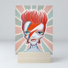 Ziggy Mini Art Print