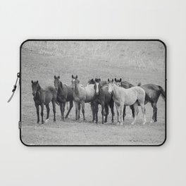 Young Horses Laptop Sleeve