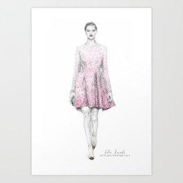 Elie Saab Art Print