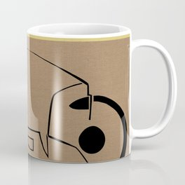 Speed Coffee Mug