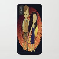 firefly iPhone & iPod Cases featuring Firefly by Keri Lynne