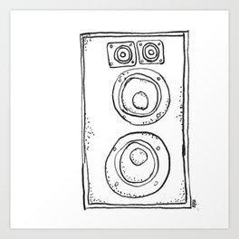 box2 Art Print