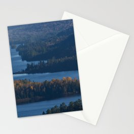 Autumn in Canada Stationery Cards