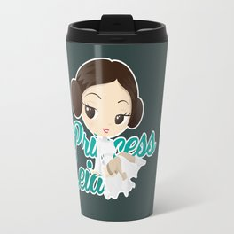 Princess Leia Pin up Travel Mug