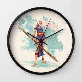 Rima The Jungle Girl Wall Clock