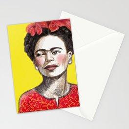 Frida Chinese New Year Stationery Cards