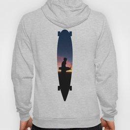 Longboard Silhouette Hoody
