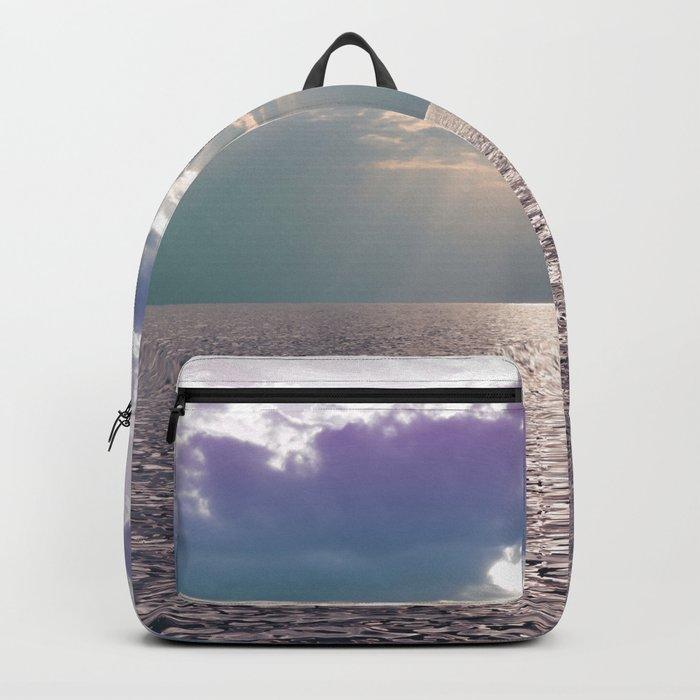 Kiss in the Lake Backpack
