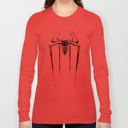 Amazing Spiderman B/W Long Sleeve T-shirt