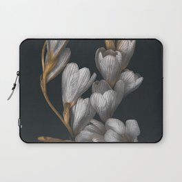 Night Flowers Laptop Sleeve