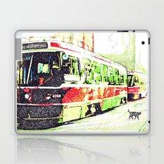 501 Street car Laptop & iPad Skin