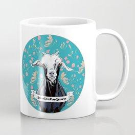 Goats of Anarchy Fundraiser: Grace Coffee Mug