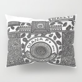 Diana F+ Pillow Sham