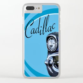 Life of the Sixties Clear iPhone Case