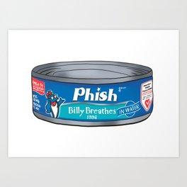 Tuna Phish Art Print