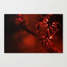 first flame Canvas Print