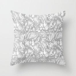 Rushes Throw Pillow
