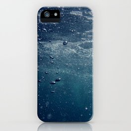 UNDERWATER I. iPhone Case