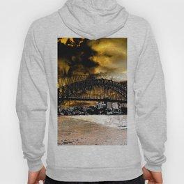 Sydney Harbour Bridge, Australia Hoody